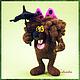 Сказочные персонажи ручной работы. Дюдюка Барбидокская игрушка (игрушка войлочная, игрушка валяная). Надежда Вишенка (nadya-vishenka). Интернет-магазин Ярмарка Мастеров.