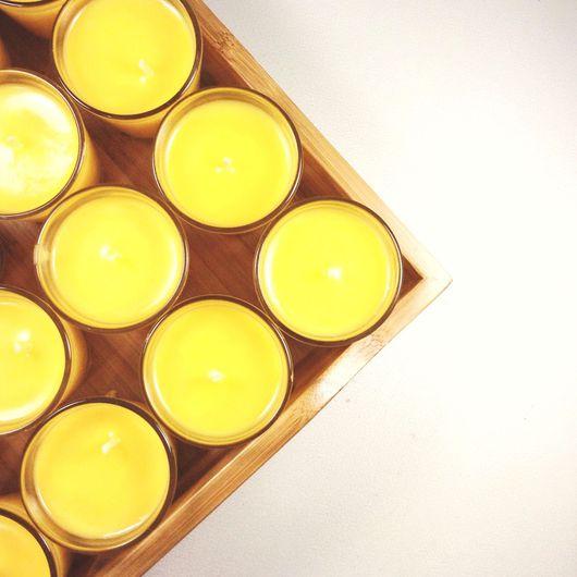 Масла и смеси ручной работы. Ярмарка Мастеров - ручная работа. Купить Свеча массажная ОГОНЬ. Handmade. Рыжий, свеча массажная