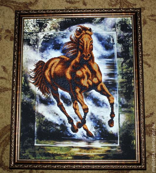 Победный конь.