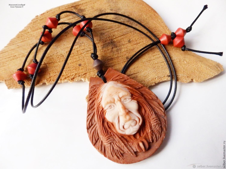 Pendant - talisman 'the Wise Shaman', Amulet, Gatchina,  Фото №1