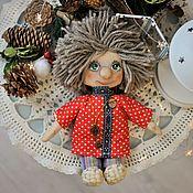 Куклы и игрушки handmade. Livemaster - original item Brownie Kuzka. Handmade.