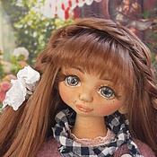 Куклы и игрушки ручной работы. Ярмарка Мастеров - ручная работа Шарлотта, текстильная кукла. Handmade.