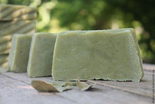 Мыло-шампунь ручной работы. Ярмарка Мастеров - ручная работа. Купить ЛАВР И РОЗМАРИН Натуральное мыло-шампунь для жирных волос от перхоти. Handmade.