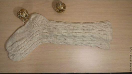 Носки, Чулки ручной работы. Ярмарка Мастеров - ручная работа. Купить Гольфы. Handmade. Гольфы вязаные, гольфы женские