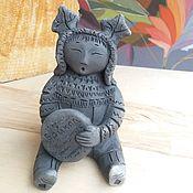 Музыкальные инструменты handmade. Livemaster - original item ocarinas: Forest kids. Handmade.