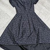 Одежда ручной работы. Ярмарка Мастеров - ручная работа Платье коктейльное. Handmade.