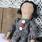 Куклы и игрушки ручной работы. Ярмарка Мастеров - ручная работа Кукла Валентинка.. Handmade.