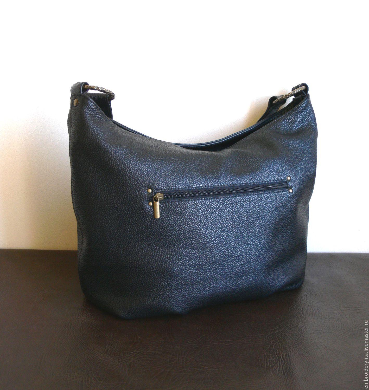 b77011ab5459 Женская сумка из кожи среднего размера. Подходит для повседневного  использования.