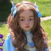 Куклы и игрушки ручной работы. Ярмарка Мастеров - ручная работа Реборн Шарлотта из молда Аленка от Натали Блик. Handmade.