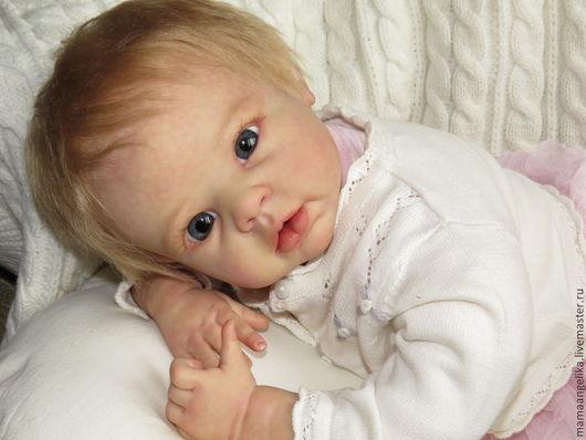 Куклы-младенцы и reborn ручной работы. Ярмарка Мастеров - ручная работа. Купить кукла реборн Кристинка. Handmade. Кукла реборн