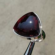 Украшения handmade. Livemaster - original item cherry.. tourmaline. Handmade.