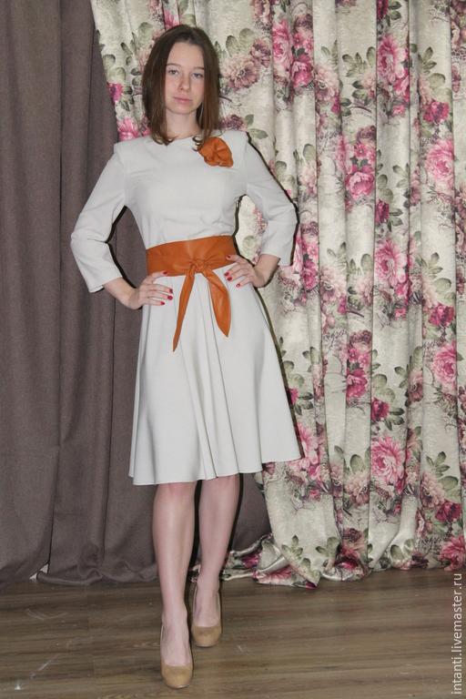 Платья ручной работы. Ярмарка Мастеров - ручная работа. Купить Платье. Handmade. Платье, стильная одежда, intanti, поливискоза