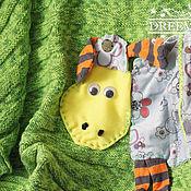 Для дома и интерьера ручной работы. Ярмарка Мастеров - ручная работа Большое детское плед-покрывало. Handmade.