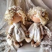 Куклы и пупсы ручной работы. Ярмарка Мастеров - ручная работа Ангел-хранитель 2. Handmade.