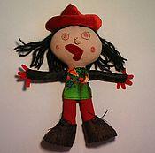 Куклы и игрушки ручной работы. Ярмарка Мастеров - ручная работа Игрушки по рисунку ребенка. Handmade.
