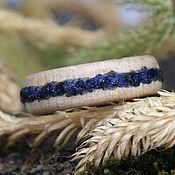 Украшения ручной работы. Ярмарка Мастеров - ручная работа деревянное кольцо. Handmade.