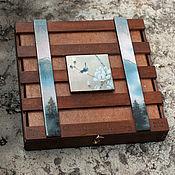Для дома и интерьера handmade. Livemaster - original item box for letters, for money or...