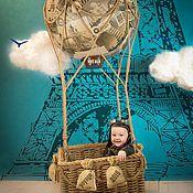 Для дома и интерьера ручной работы. Ярмарка Мастеров - ручная работа воздушный шар для детской фотосессии. Handmade.