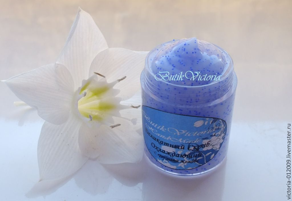 purify the epidermis, softening and gently removing the desquamation of the cells