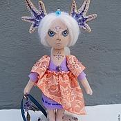 """Куклы и игрушки ручной работы. Ярмарка Мастеров - ручная работа Кукла """"Ариадна"""". Handmade."""
