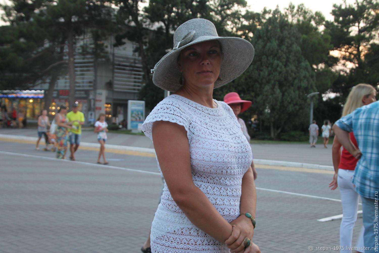 Платье крючком, Платья, Бузулук,  Фото №1