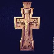 Украшения handmade. Livemaster - original item The cross as Fedor Emelianenko. Handmade.