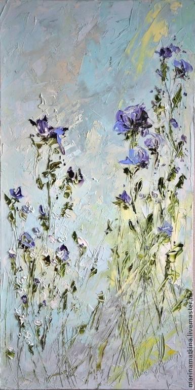 картина маслом с цветами, хризантема роза гвоздика, подарок путешественнику, полярный урал, картины норвегии швеции дании финляндии,   современный импрессионизм, объемная фактурная рельефная абстрактн