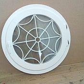Для дома и интерьера ручной работы. Ярмарка Мастеров - ручная работа Окна деревянные , круглые. Handmade.