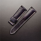 Украшения handmade. Livemaster - original item Calf leather watchband (21). Handmade.