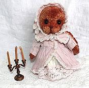 """Куклы и игрушки ручной работы. Ярмарка Мастеров - ручная работа Зайка тедди """"Рози"""". Handmade."""