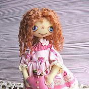 Куклы и игрушки ручной работы. Ярмарка Мастеров - ручная работа Текстильная кукла - Лекси. Handmade.