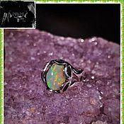 Украшения handmade. Livemaster - original item Copy of Copy of Copy of Copy of opal ring. Handmade.