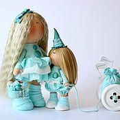 Куклы и игрушки ручной работы. Ярмарка Мастеров - ручная работа Рукоделие, оно такое ...... Handmade.