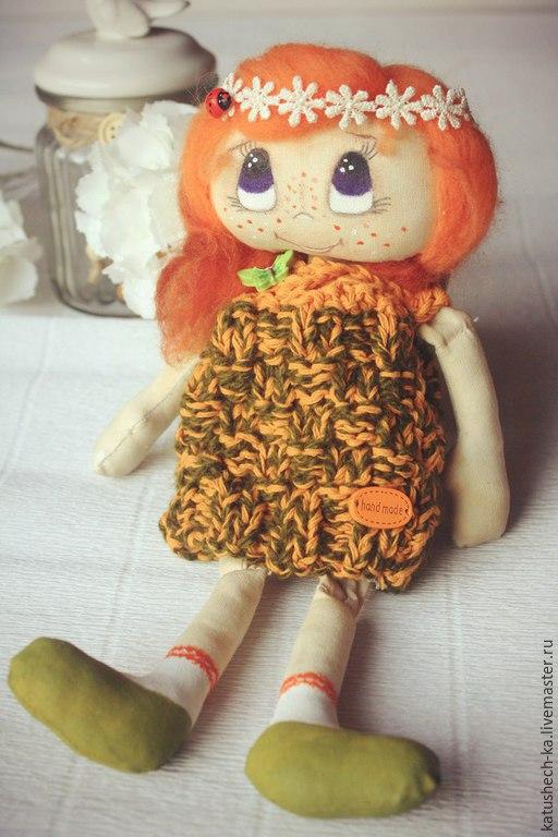 Ароматизированные куклы ручной работы. Ярмарка Мастеров - ручная работа. Купить Куклёна Натали. Handmade. Разноцветный, ручная работа, синтепон