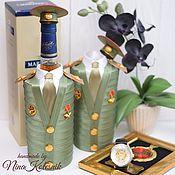 Сувениры и подарки handmade. Livemaster - original item Souvenirs by profession: An original gift to an officer a military man. Handmade.
