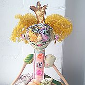Куклы и игрушки ручной работы. Ярмарка Мастеров - ручная работа Две сестры Прынцессы Катарина и Бьянка))) по Шекспиру. Handmade.