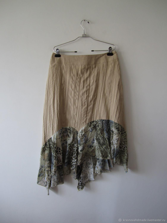 Винтаж: Новая юбка Michèle Boyard, 50 р-р, Одежда винтажная, Рязань,  Фото №1