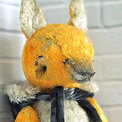 Куклы и игрушки ручной работы. Ярмарка Мастеров - ручная работа Лисёна Сластёна. Handmade.