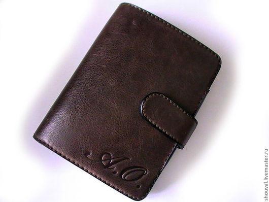 Персональные подарки ручной работы. Ярмарка Мастеров - ручная работа. Купить Хороший бумажник, для хорошего человека! :-). Handmade.