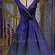 Dress-retro 'Audrey '-2. Dresses. Lana Kmekich (lanakmekich). Online shopping on My Livemaster.  Фото №2