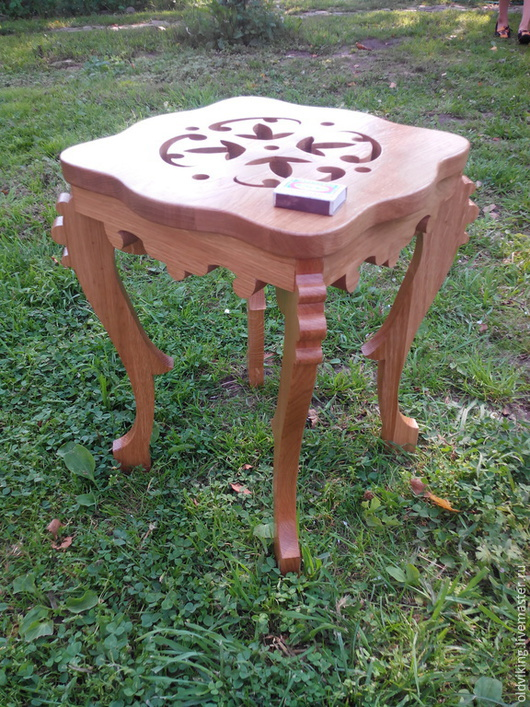 Мебель ручной работы. Ярмарка Мастеров - ручная работа. Купить Табурет. Handmade. Разноцветный, для дома