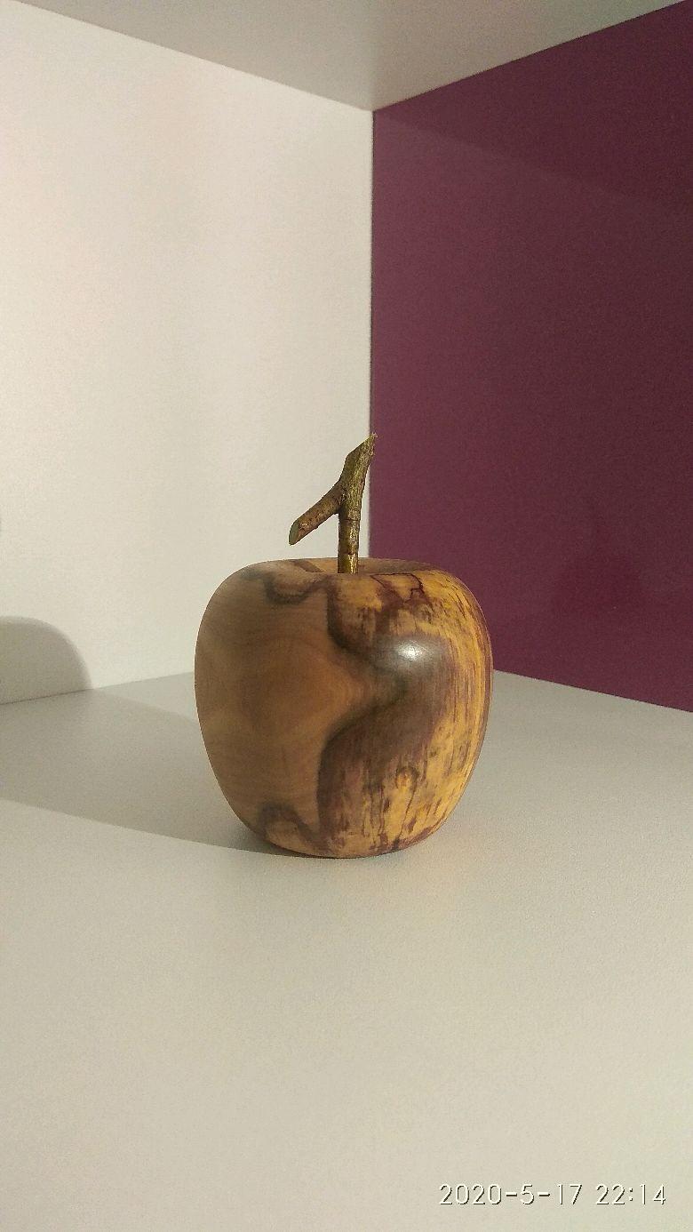 Яблоко из дерева, Декор, Ижевск,  Фото №1