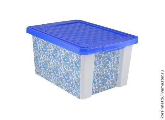 Ящик для хранения `X-BOX` Классика 12л PC2583