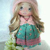 Куклы и игрушки ручной работы. Ярмарка Мастеров - ручная работа Кукла Цветочная Гномочка. Handmade.