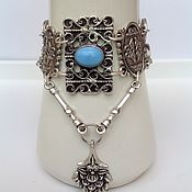 Украшения handmade. Livemaster - original item Bracelet ethnic Ottoman furniture in Oriental style Sultanim.. Handmade.