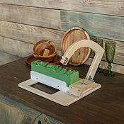 Материалы для творчества handmade. Livemaster - original item Single-string soap cutter from scratch 2021. Handmade.