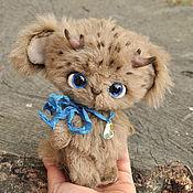 Куклы и игрушки ручной работы. Ярмарка Мастеров - ручная работа Сказочный олень «Сантери». Handmade.