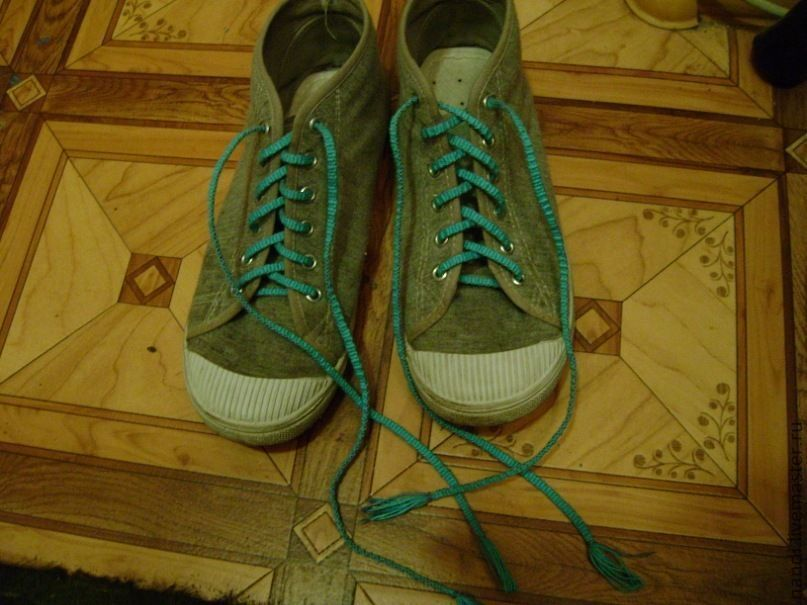 The laces in the shoes, Shoe accessories, Ryazan,  Фото №1