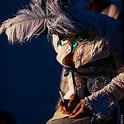 """Одежда ручной работы. Ярмарка Мастеров - ручная работа Корсет """"Летние сумерки"""". Handmade."""