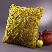 Для дома и интерьера ручной работы. Ярмарка Мастеров - ручная работа подушка. Handmade.